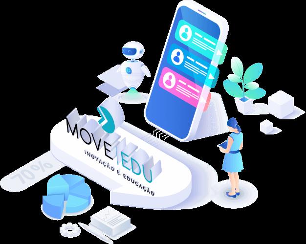 MoveEdu aumenta 70% das oportunidades de negócio com a implantação de voicebots da Code7