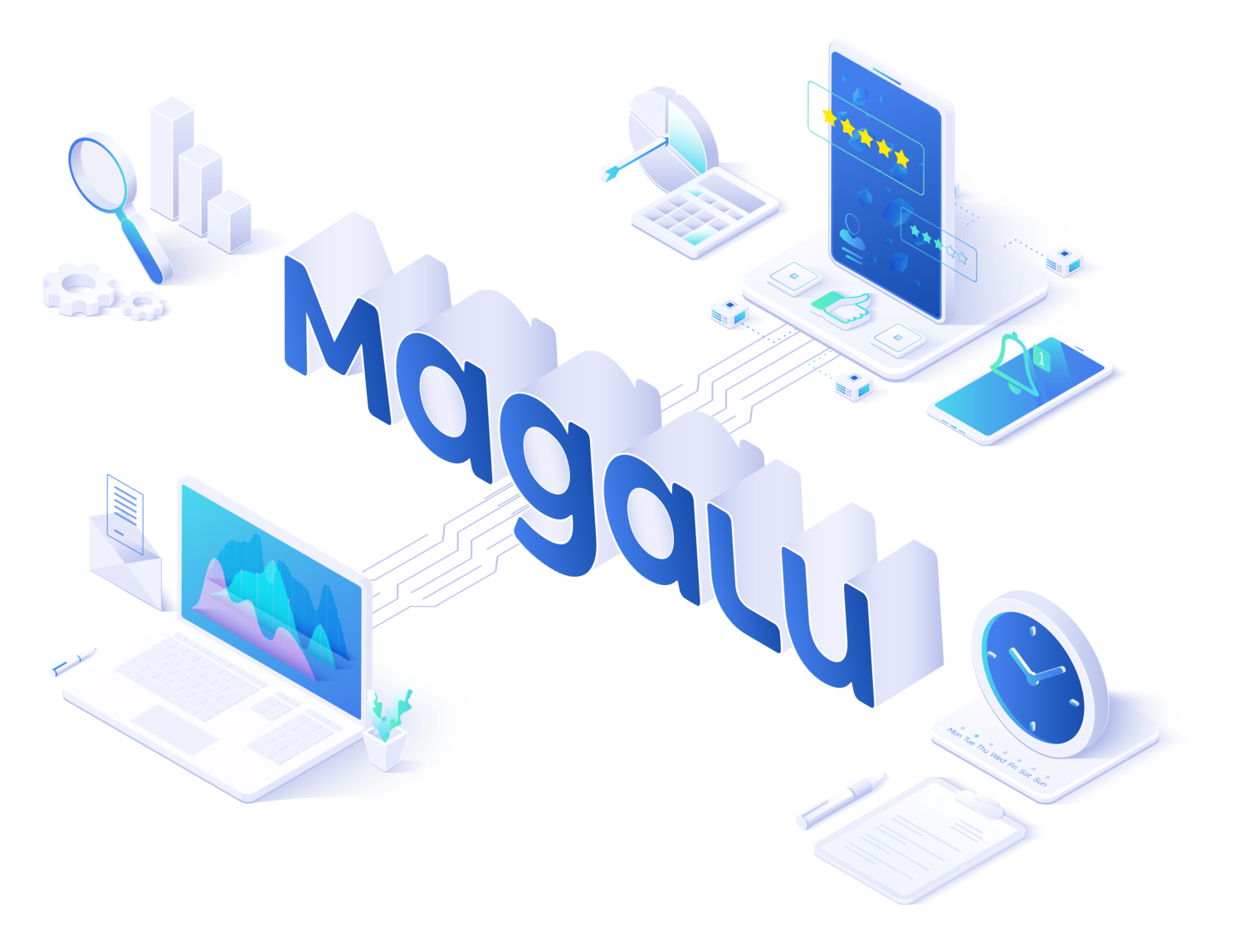 Magalu: O impacto da nova plataforma de telefonia e URA na experiência do cliente