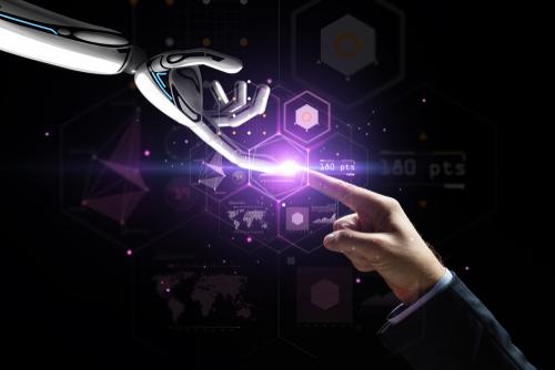 Inteligência artificial revoluciona a colaboração entre humanos e máquinas